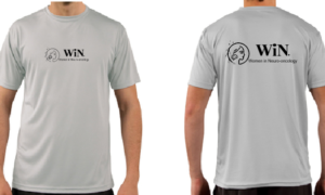 WiN Short sleeve front and back