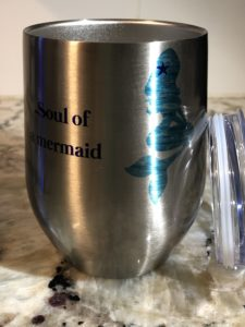 Soul of a mermaid (water, left side)