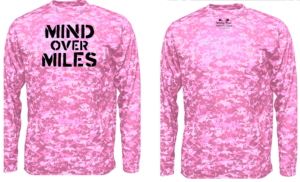 Mind Over Miles Long Sleeve